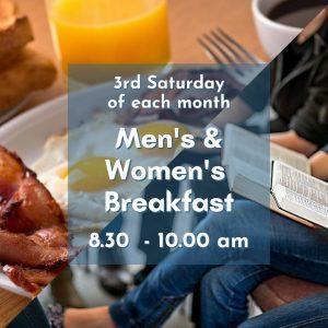 Men's & Women's Breakfast