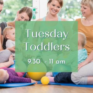 Tuesday Toddlers