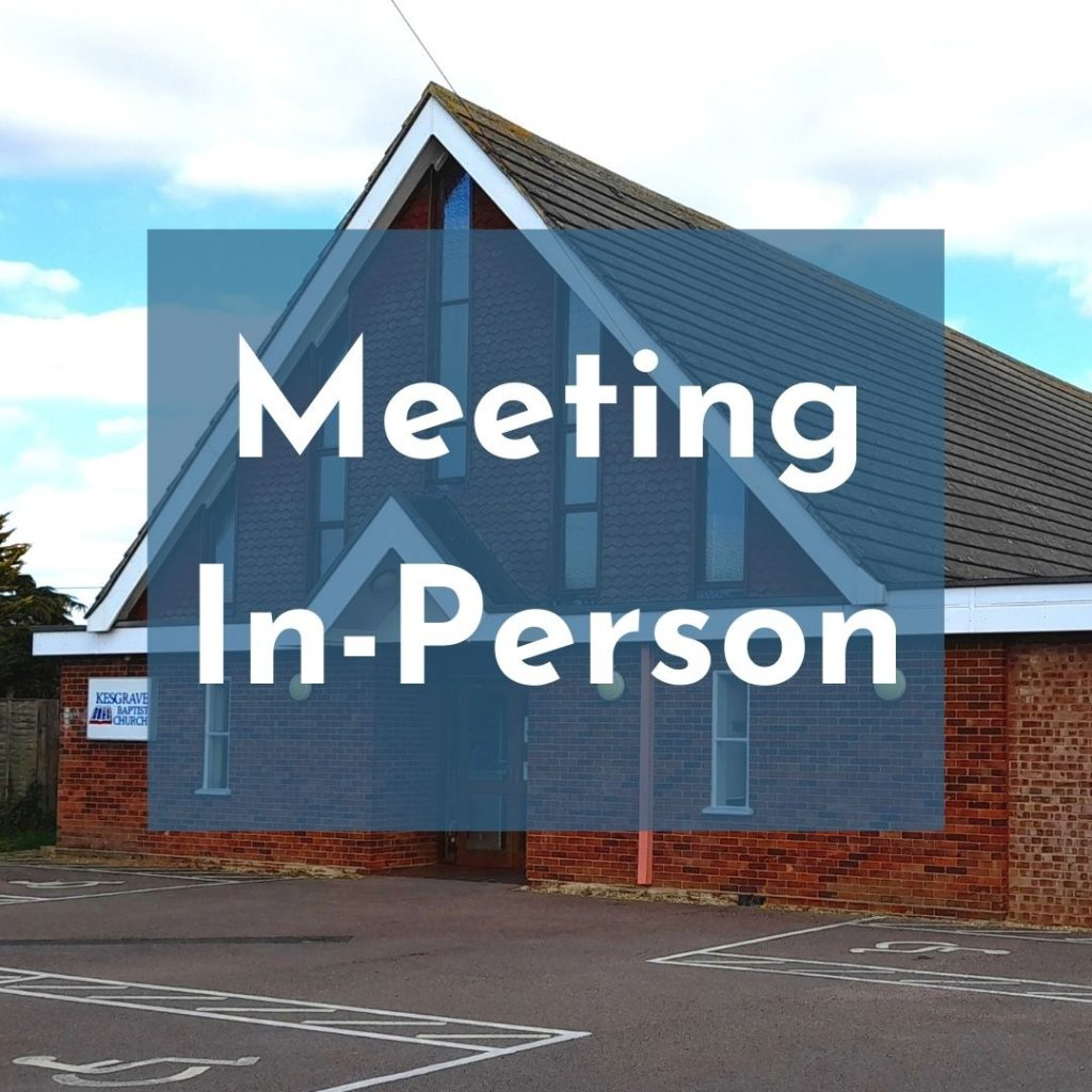Meeting In-Person