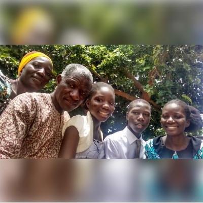 Musa Kormeyea family