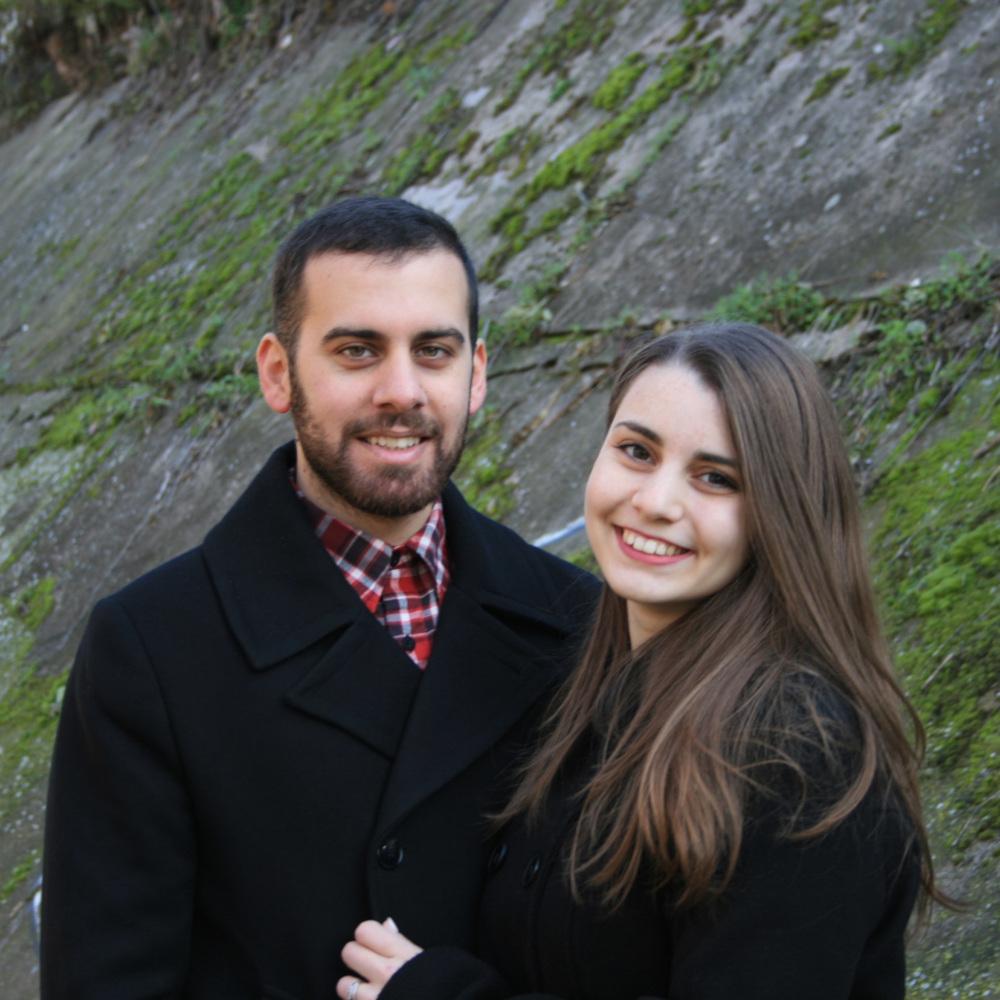 Stathis & Ruth Yfantidis